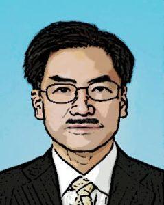 ブログ主の似顔絵・プロフィール画像