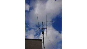 自宅のV_UHFアンテナ